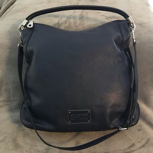 Marc by Marc Jacobs Navy Too Hot to Handle Hobo